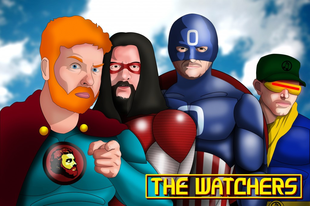 The Watchers - hear it on iTunes and Stitcher.com