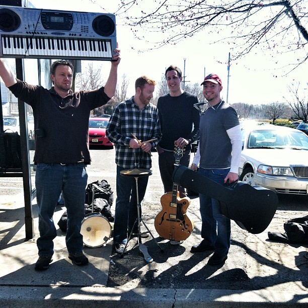 New Jersey's greatest rock band ever - The Cuertos