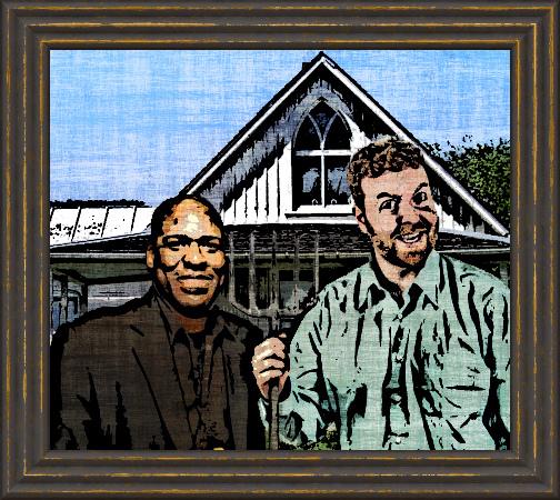 Dave & Earl: secretly in love?