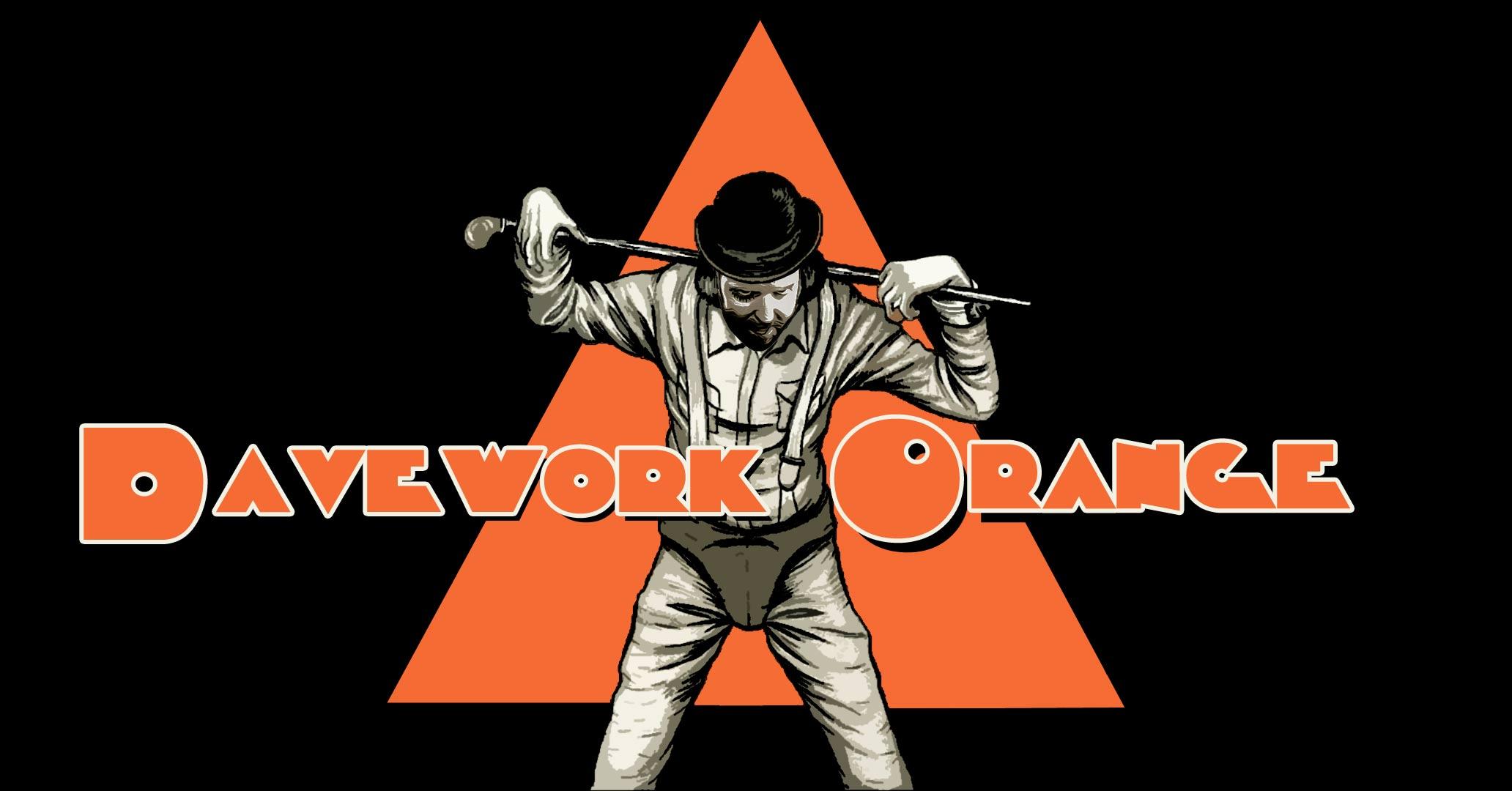 Davework Orange