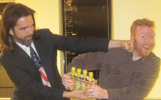 Billy Mitchell does not tolerate hot sauce thievery.