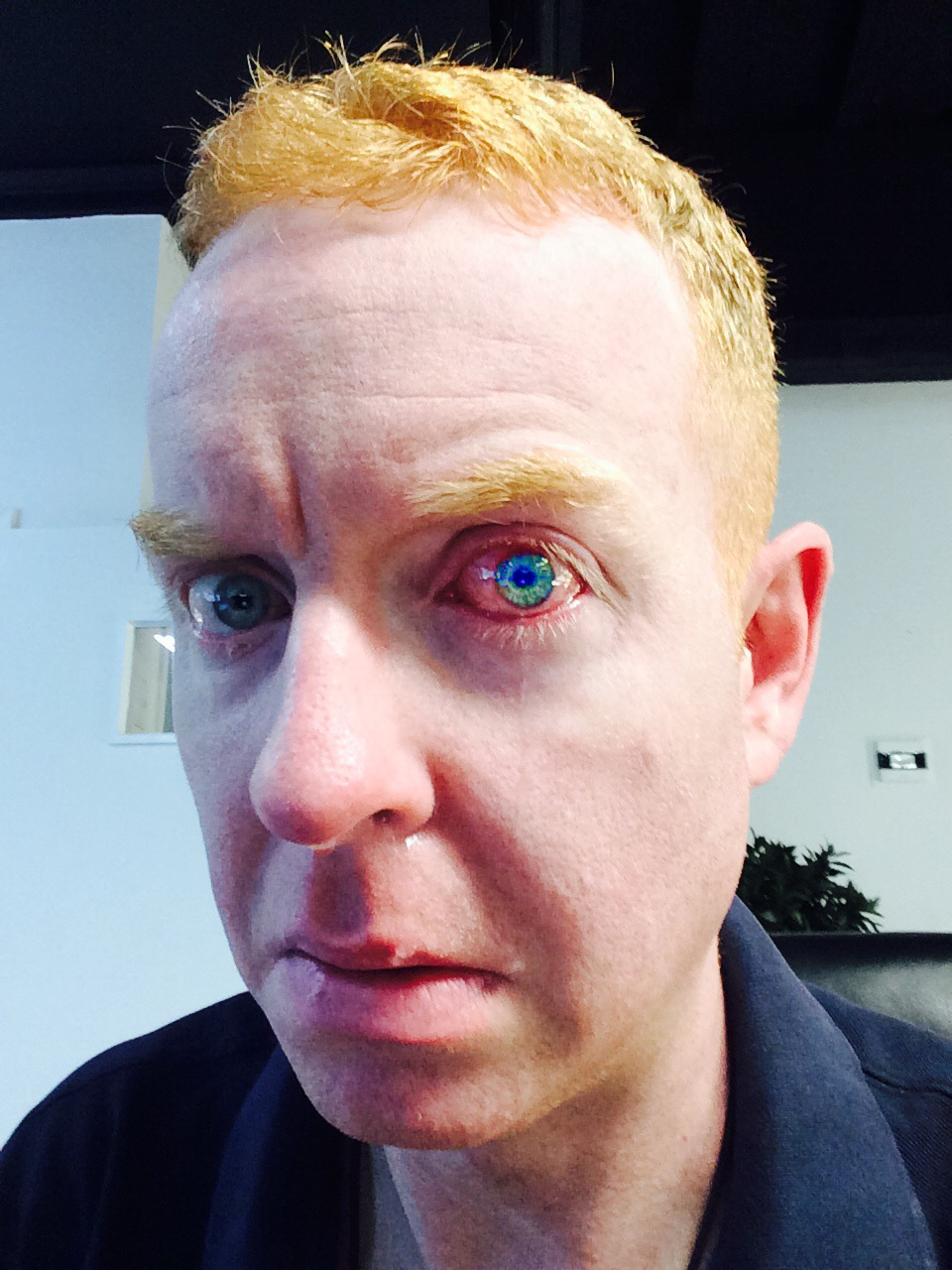 "Davey Mac - Kills small animals with his ""Eye""."