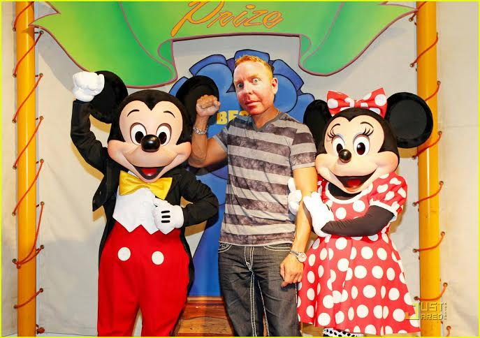 Mickey, Davey, and Minnie - They have the crazy eyes.