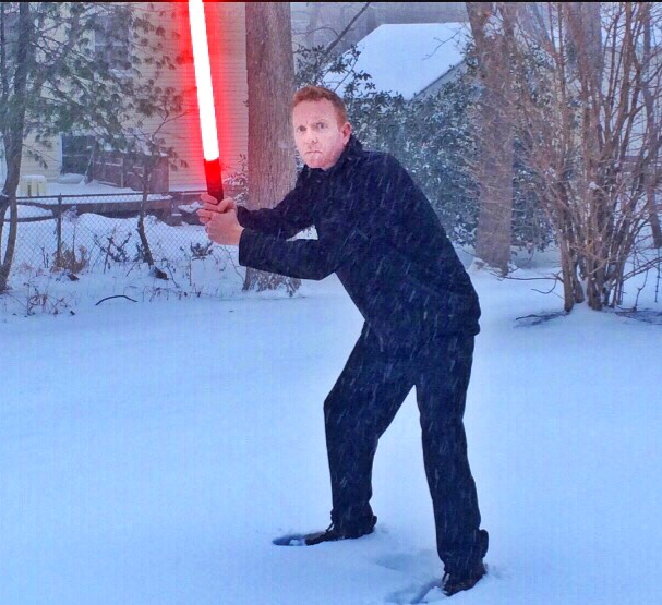 East Side Dave - Jedi or Sith? Or pervert? Or all of the above?