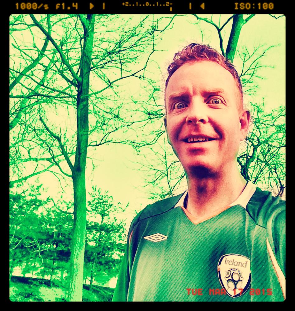 Davey Mac: Crazy Irishman.