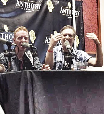 East Side Dave & Anthony Cumia: Dangerous People