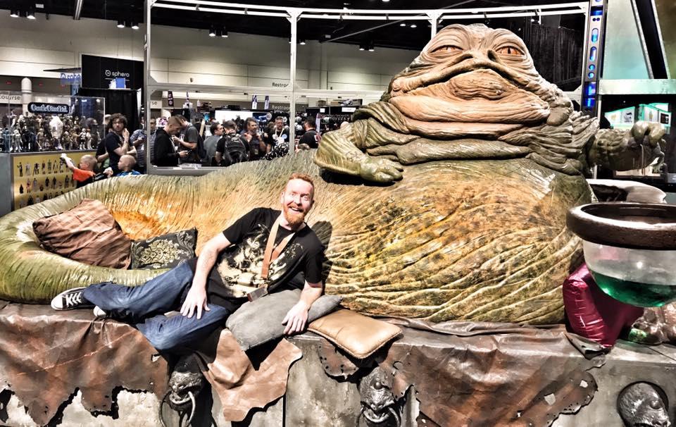 Star Wars Celeb Dave and Jabba.jpeg
