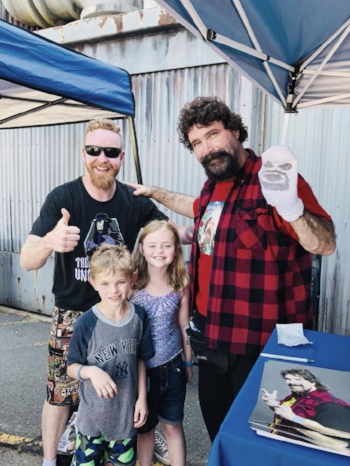 Mick Foley and Mac Foundation.jpg