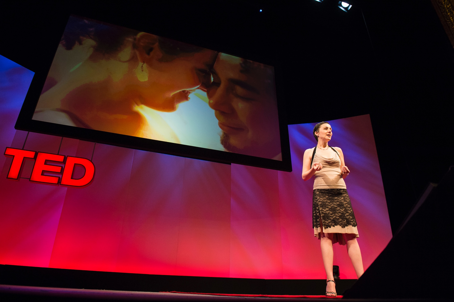 Aneta Key at TED