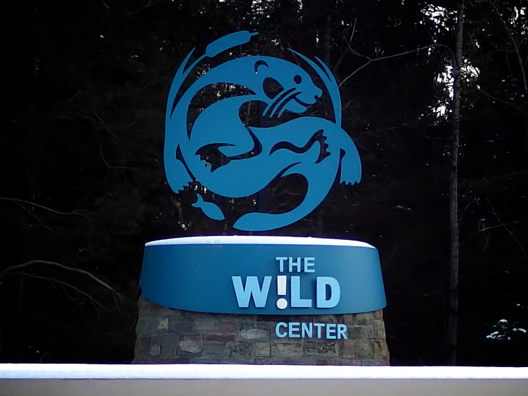 Doesn't The Wild Center have a great logo?