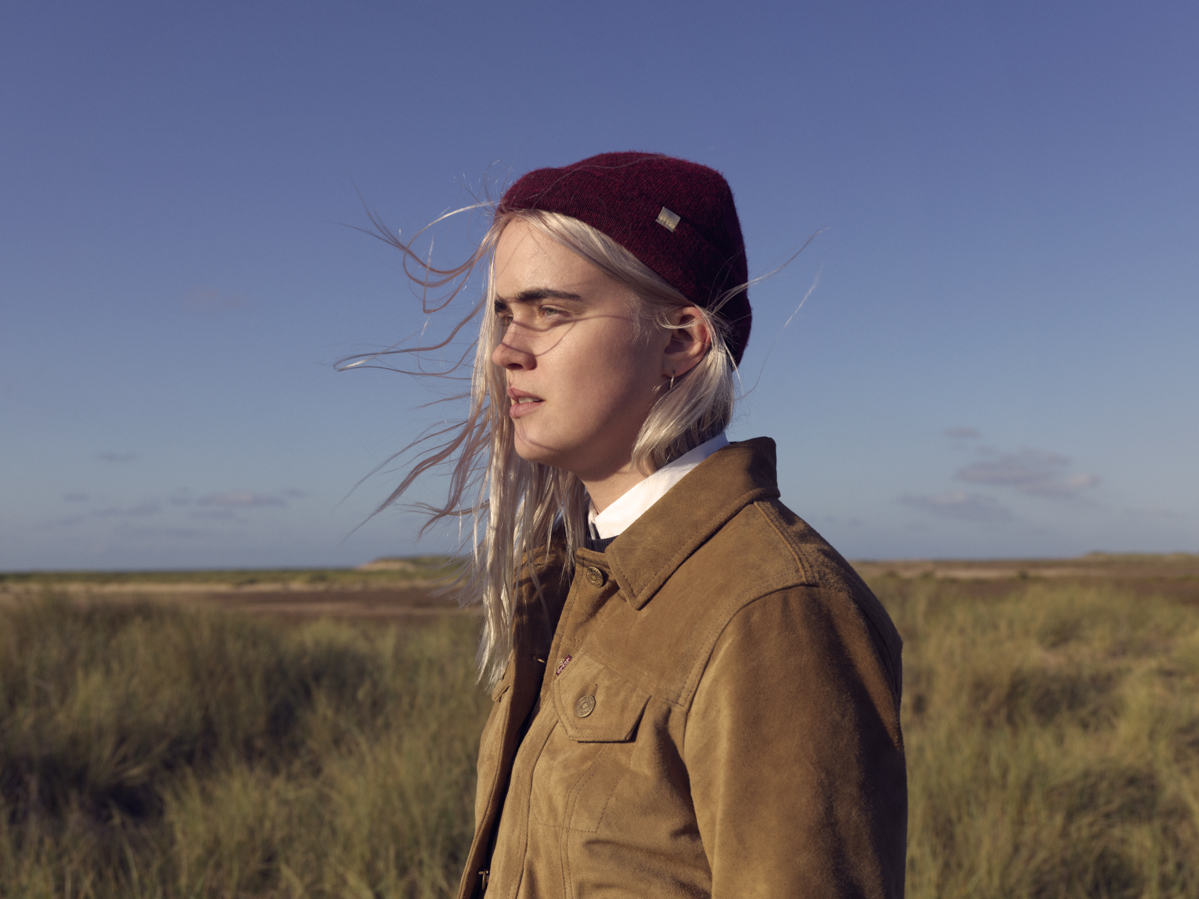 Loulou Killander - Photographed for part of the 'Live In Levi's' Campaign