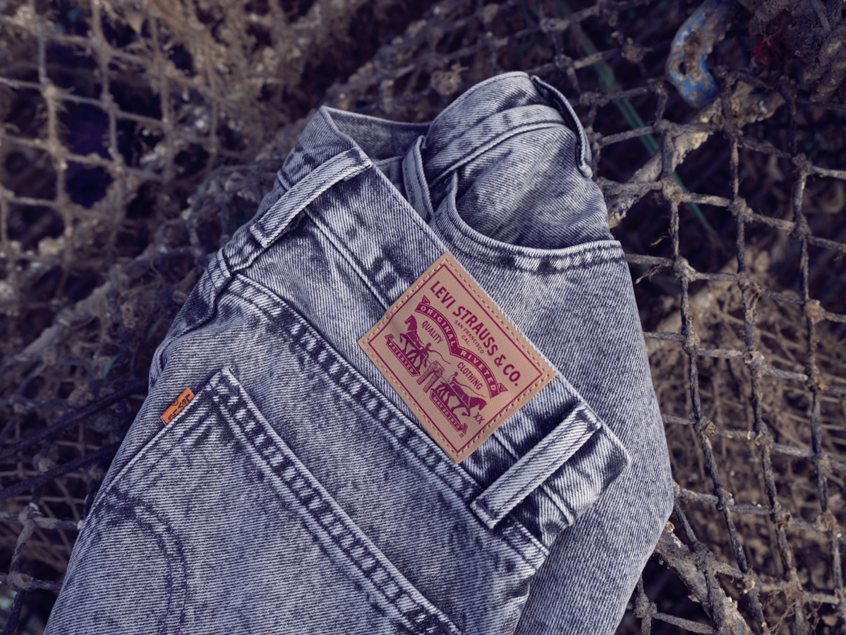 Levi's Denim - Photographed for part of the 'Live In Levi's' Campaign