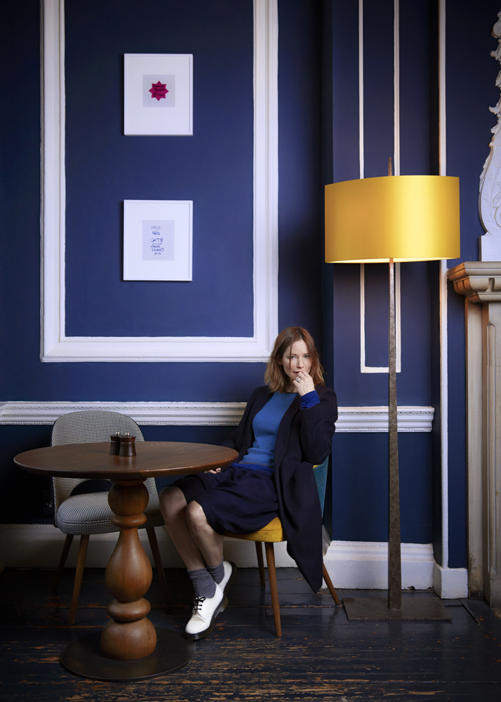 Sienna Guillory for The House of St Barnabus.