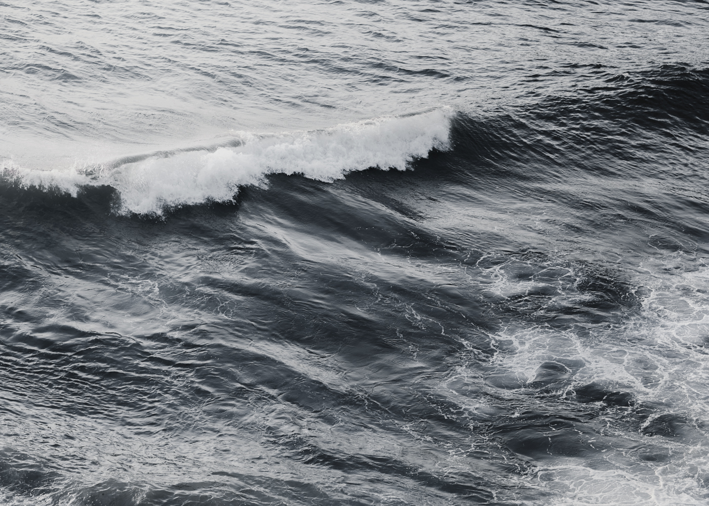 The sea atLusty Glaze.