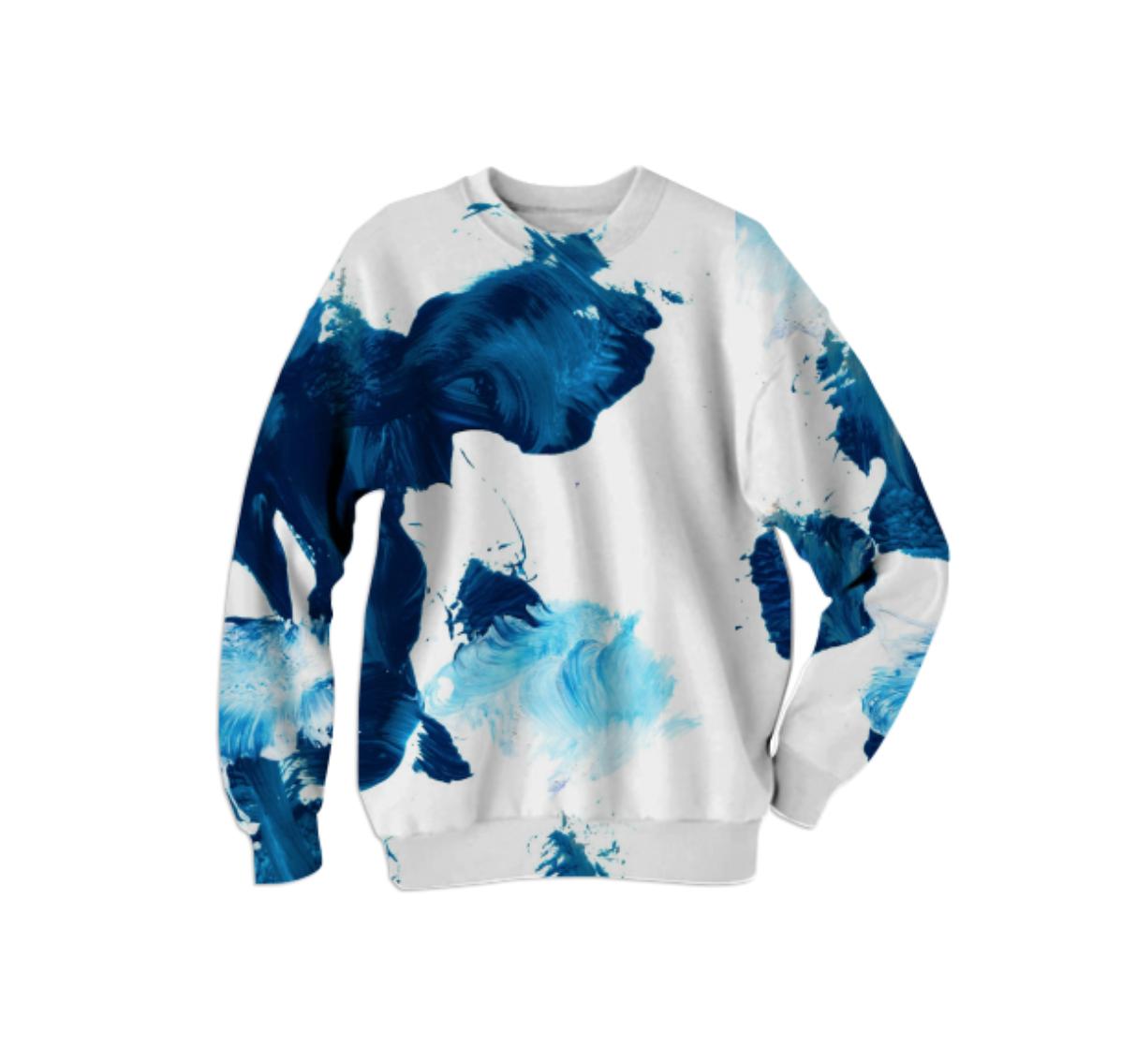 UNTITLED SWEATSHIRT    Cotton Sweatshirt      Sixty Eight Dollars
