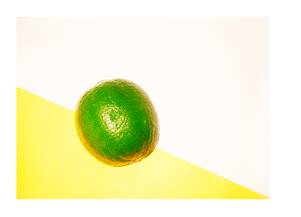 another lime photographed and styled by me