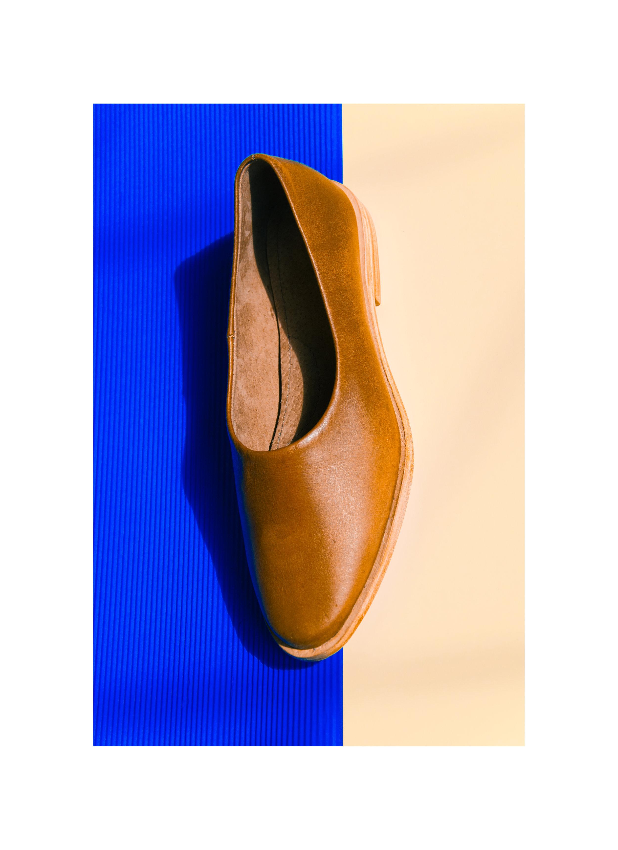 Osborn Shoes photography