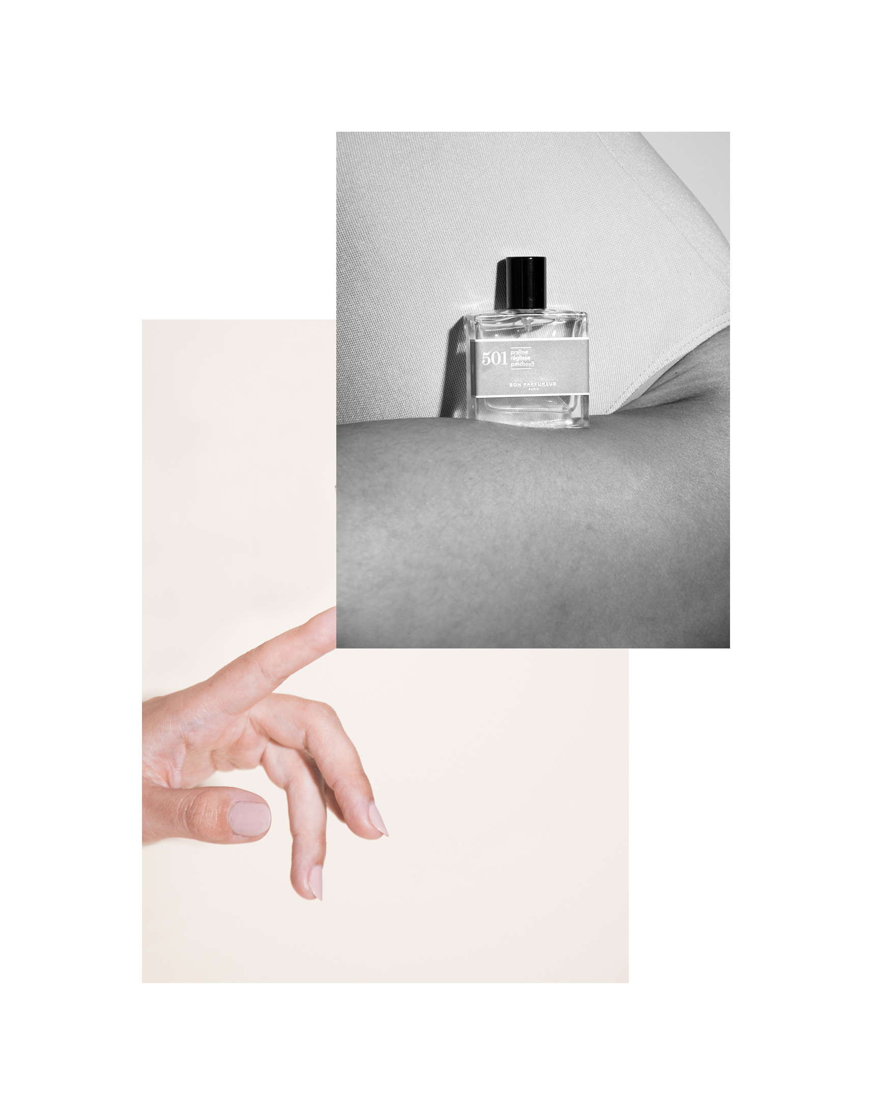 Bon Parfumeur Photography + Set Design