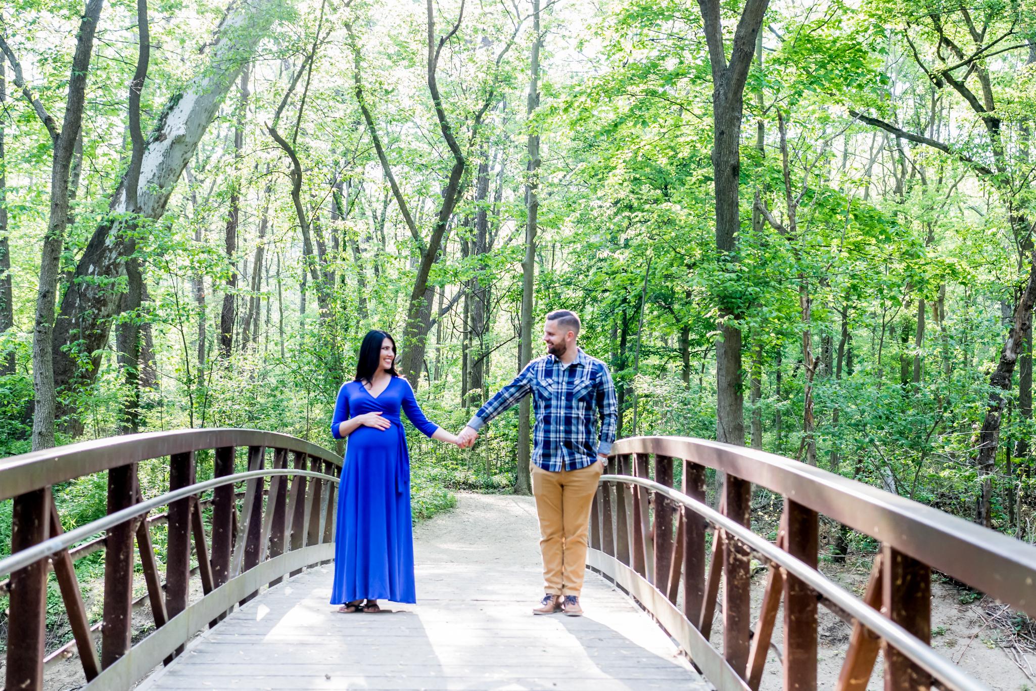 Indiana Maternity Photographer - NC