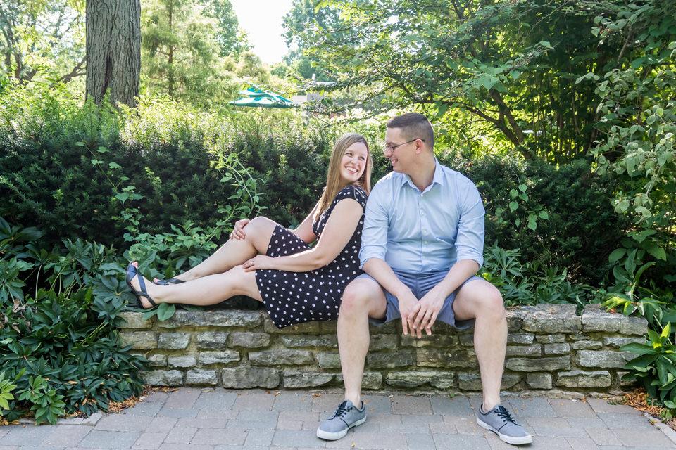 Dayton Ohio Engagement Photographer