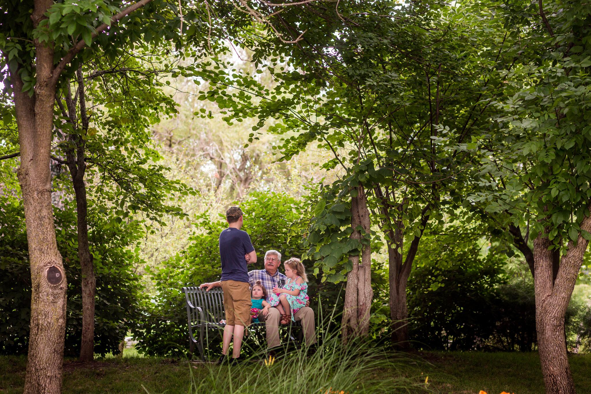 New Castle Arts Park Wedding Photography - S8274.JPG