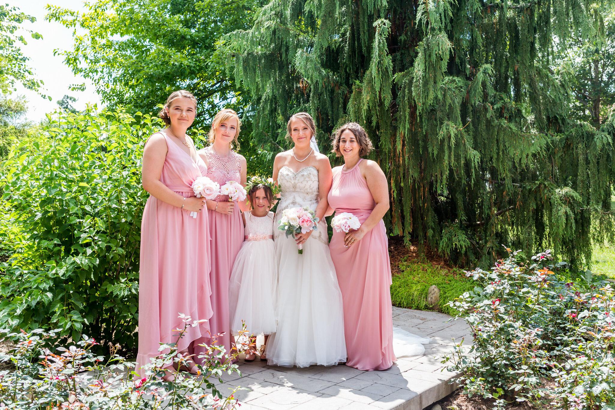 New Castle Arts Park Wedding Photography - S8278.JPG