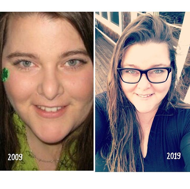 I never do these but here goes... Winter 2009 - Winter 2019 #10yearchallenge
