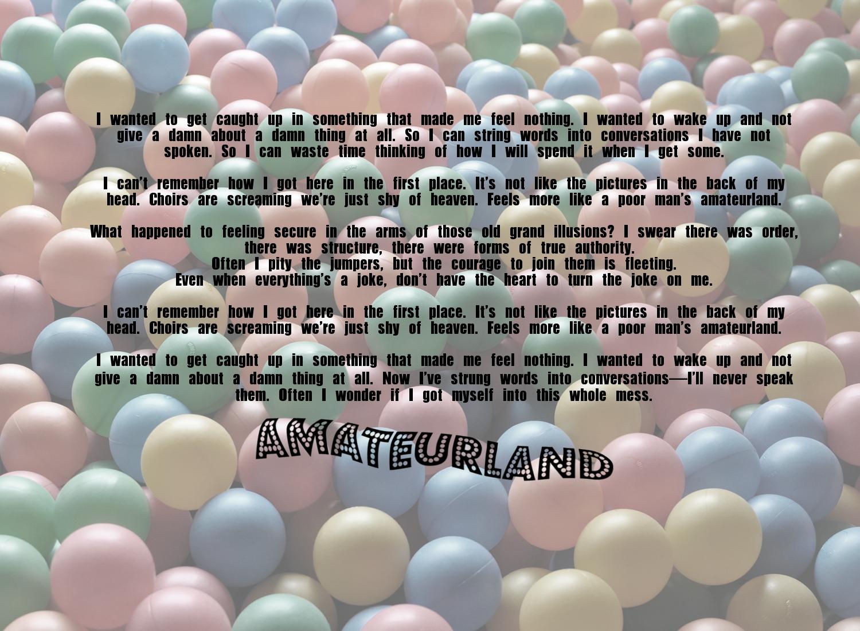 Amateurland (site lyrics).jpg