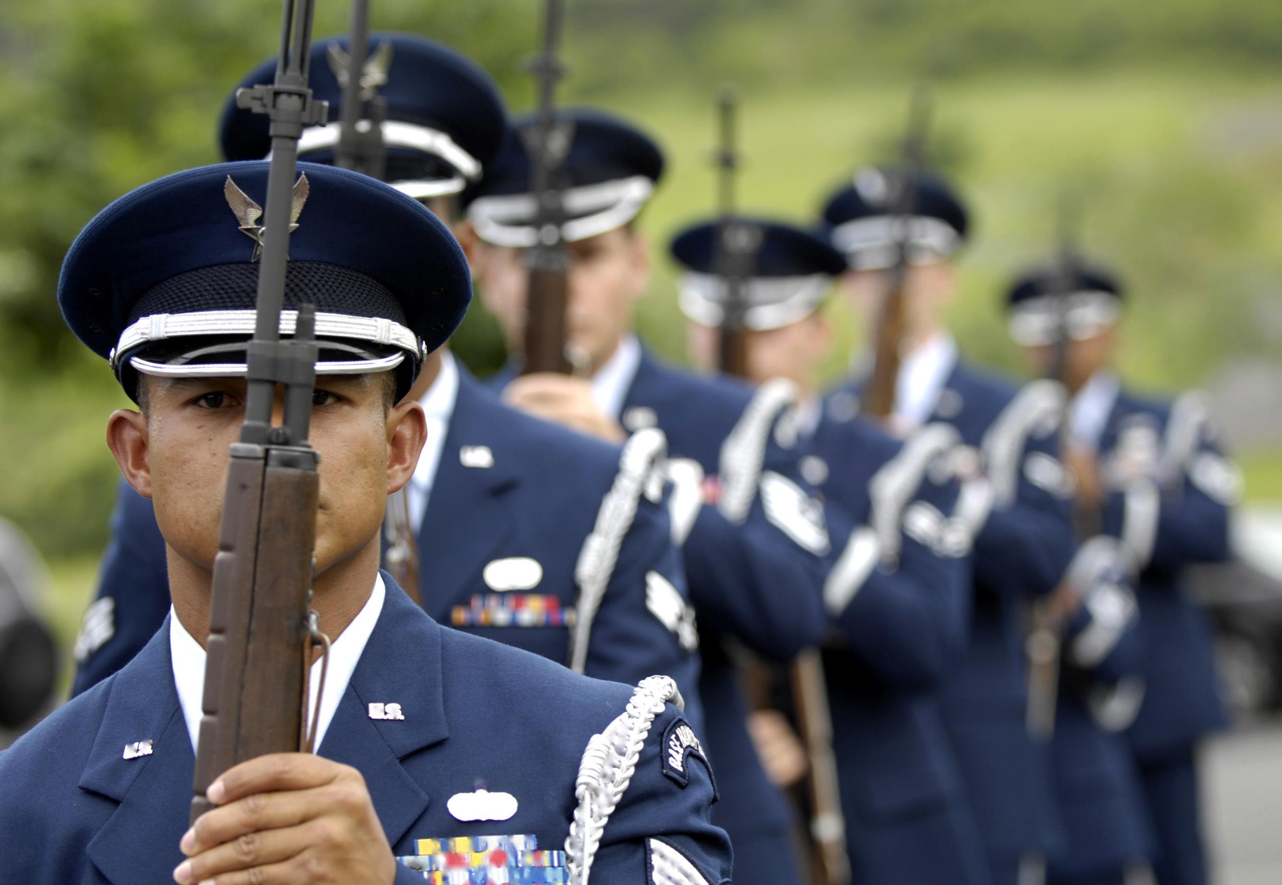 U.S. Air Force photo by Tech. Stg. Shane A. Cuomo