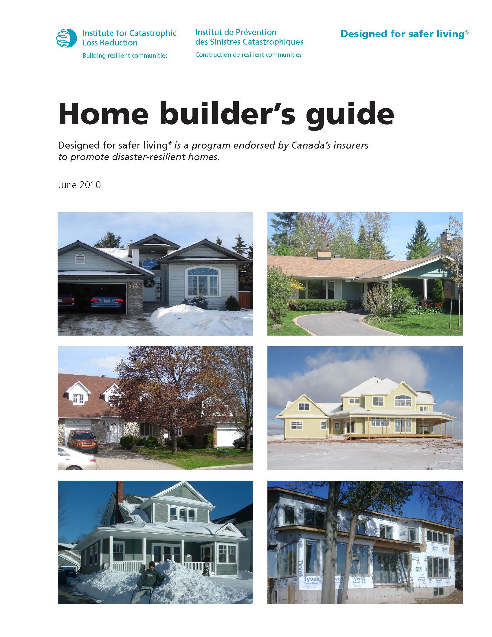 Cover ICLR_builders_guide_2010_final.jpg