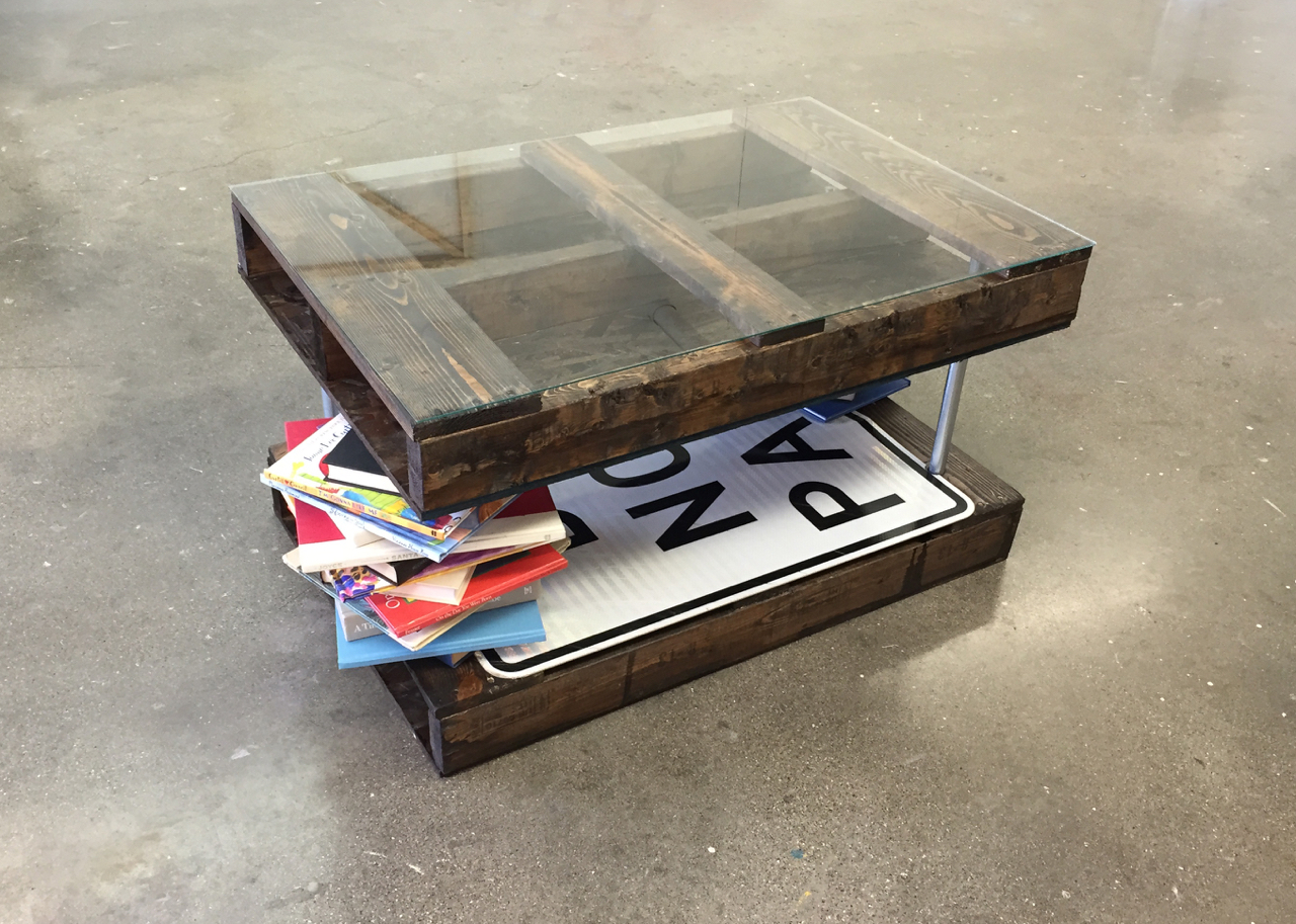 Pallete Table