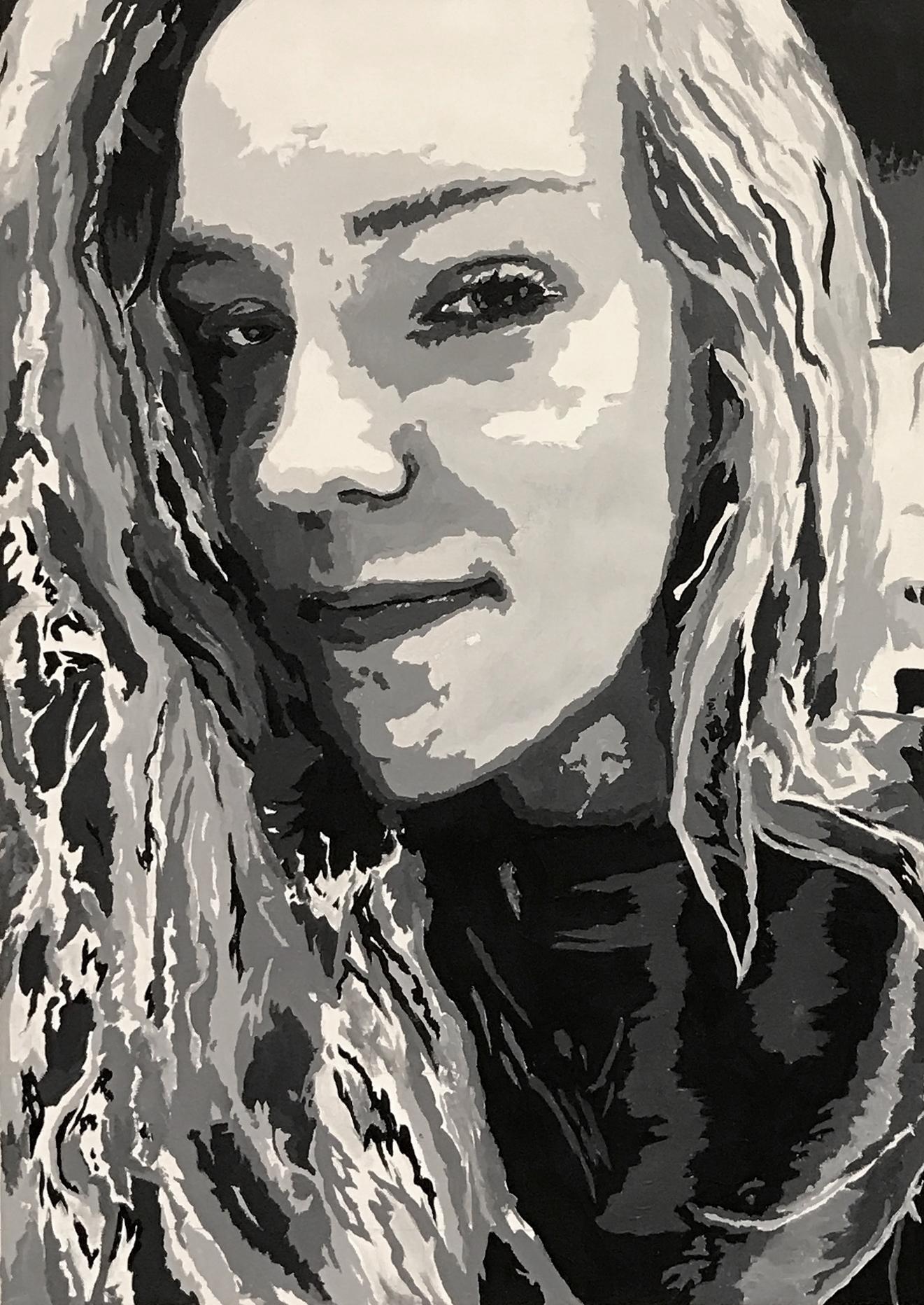 Posterized Portrait