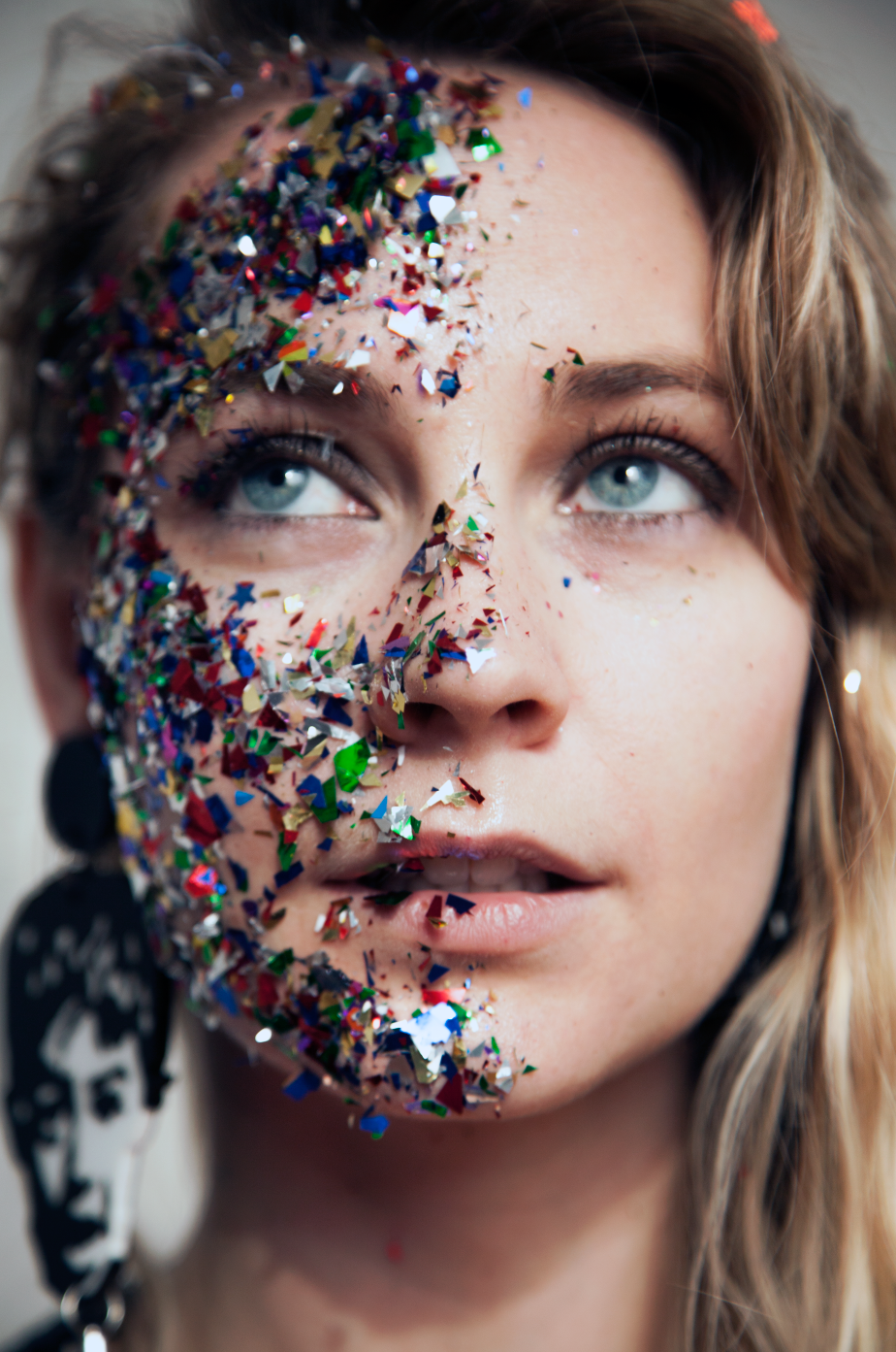 Photo @ The Confetti Project (Jelena Aleksich)