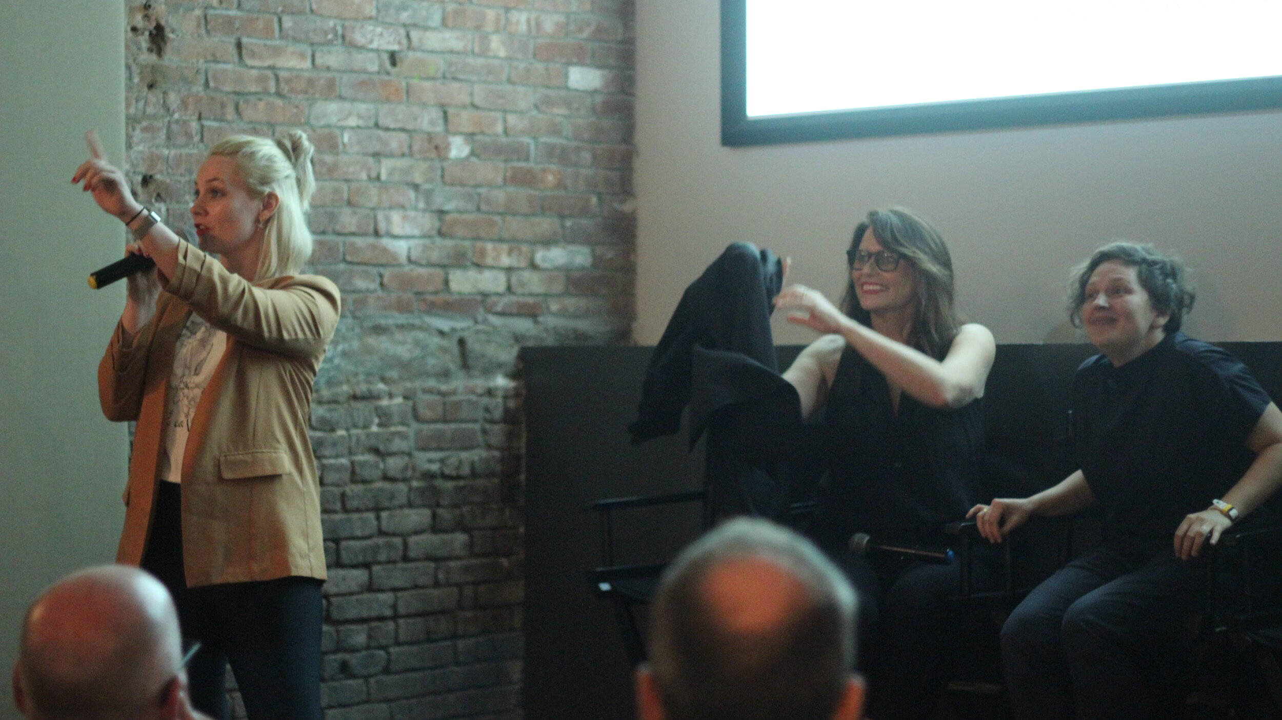 BWFF 2019 With Amy Landecker & ANNA Samo