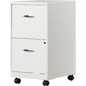 I cannot say enough good things about this file cabinet: the ridiculously easy assembly, good design for the price point, size (fits under a desk easily), and 100+ positive reviews. I searched the web for 3+ hours and I don't think there's a better one for the price. Life changing.  Wilbur File Cabinet / Joss & Main / $64