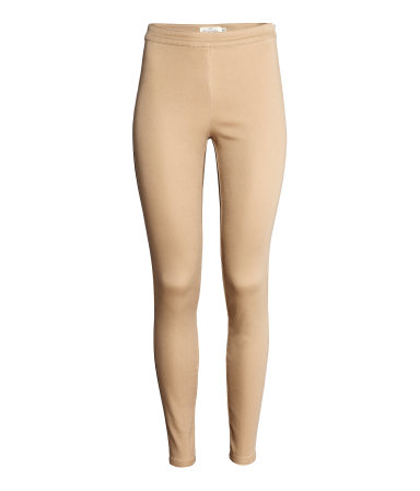 Such a good wardrobe building block and almost sold out!  Treggings / $18 / H&M
