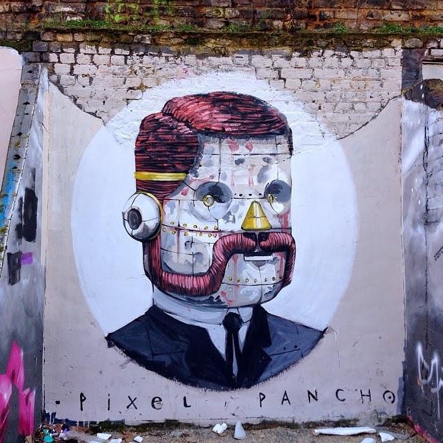 Robo Head Guy