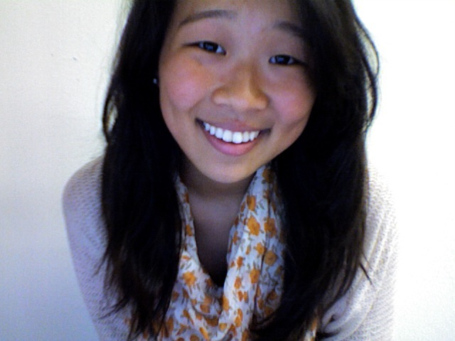 Michelle Zhang-15 years old/Brighton/Boston Latin School