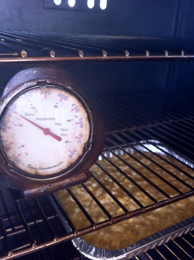 Smoke at 250º for 2 hours