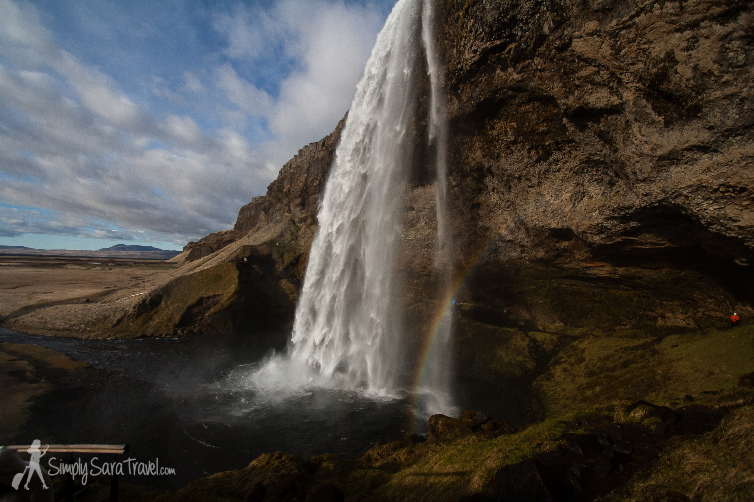 First trip out of France for 2013 was to Iceland. This is the Seljalandsfoss waterfall that we saw on our drive through the southern part of the island. (May 2013)