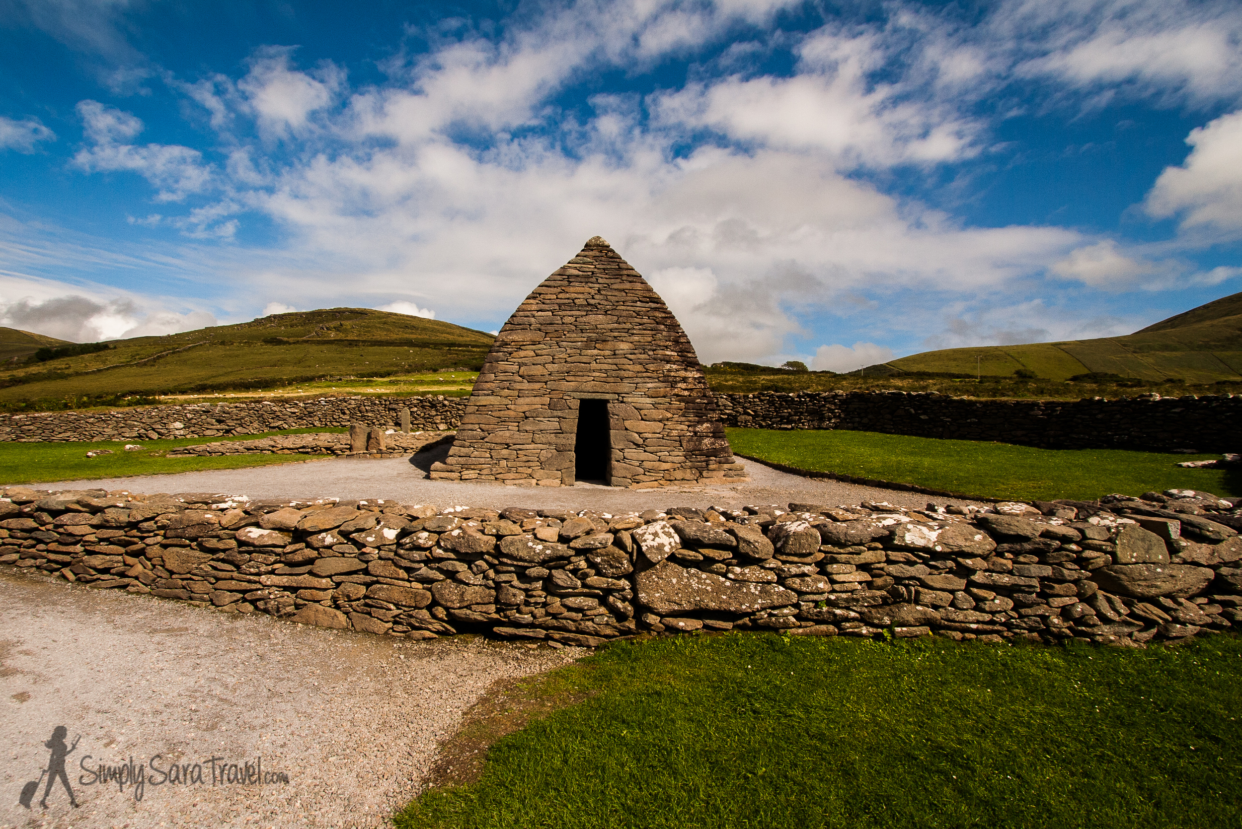 Ireland was so incredible green and lush it was hard to narrow down to a single picture. Here's the  Gallarus Oratory , located on the Dingle peninsula. (August 2013)
