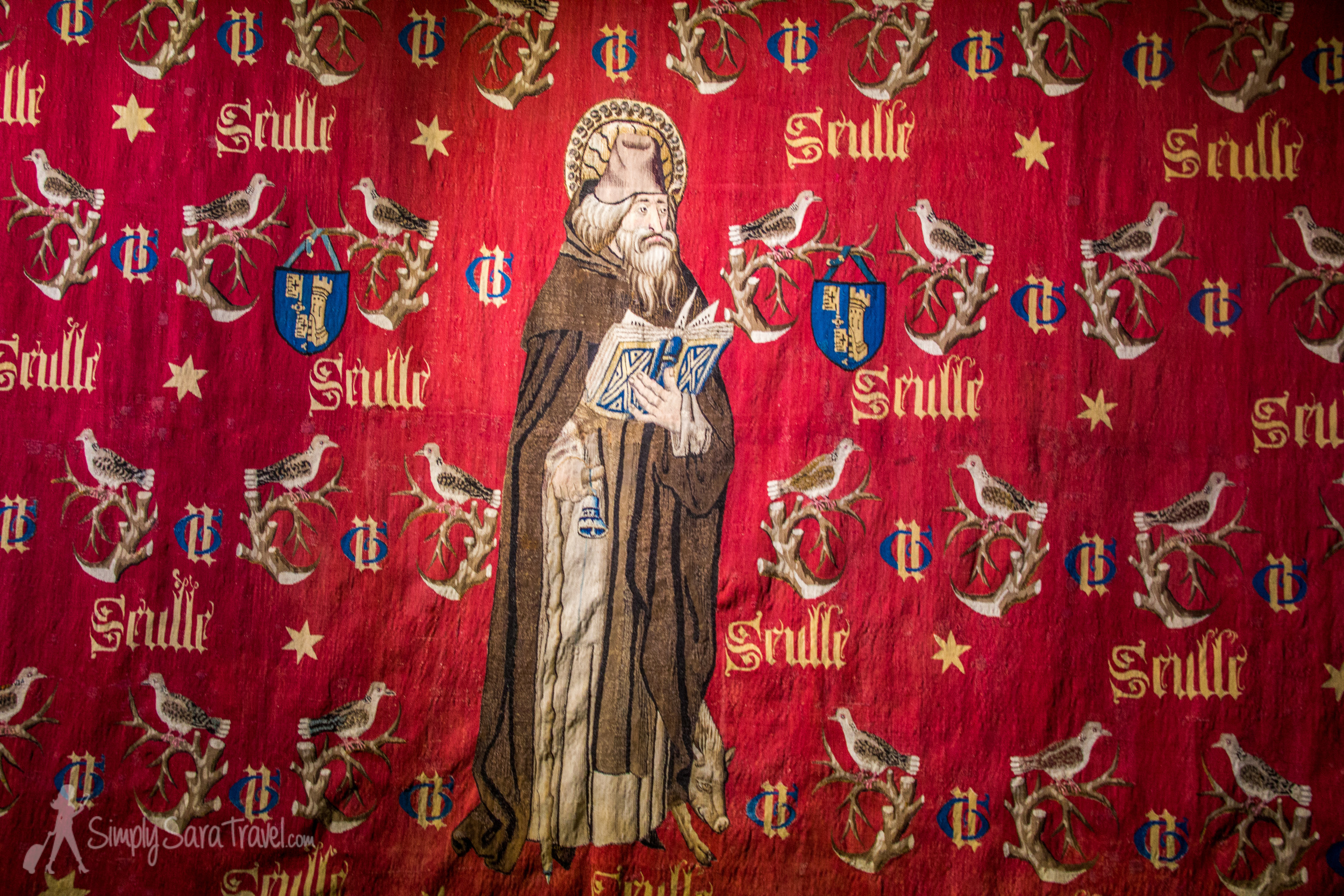Tapestry atHôtel-Dieu