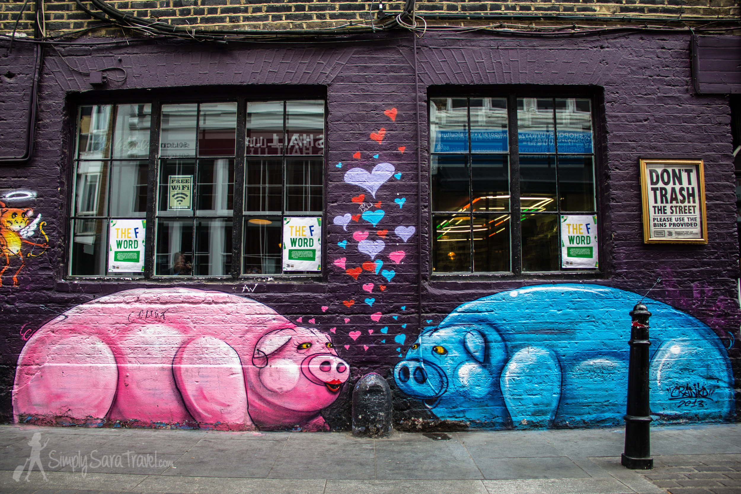 Love on Rivington Street