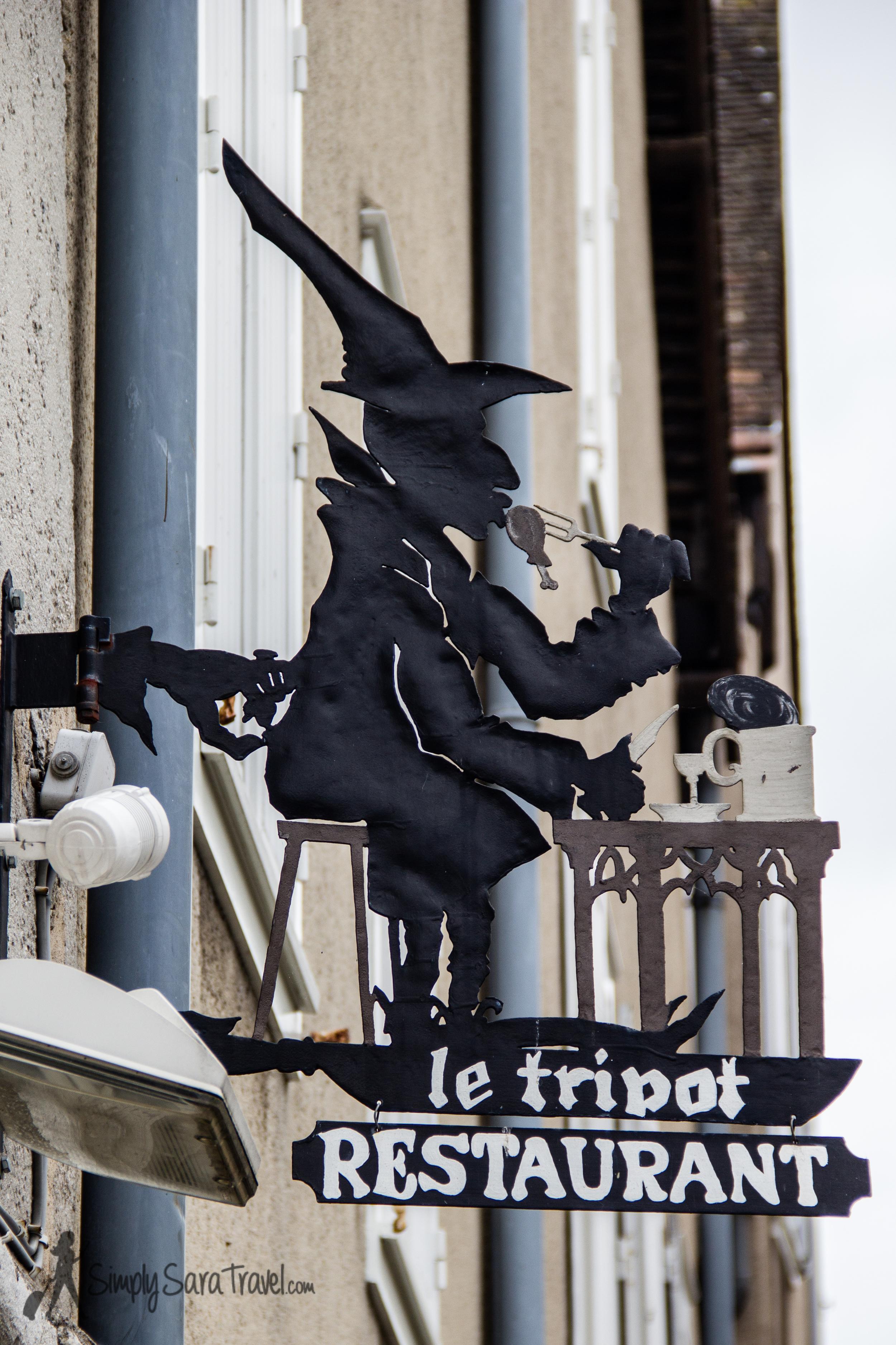 Restaurant Le Tripot, Chartres, France