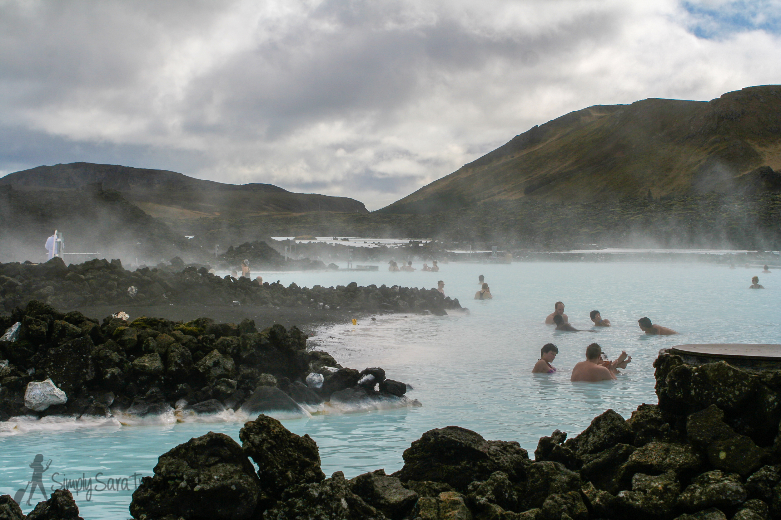 A trip to Iceland must include the  Blue Lagoon , or at least another geothermal pool experience!