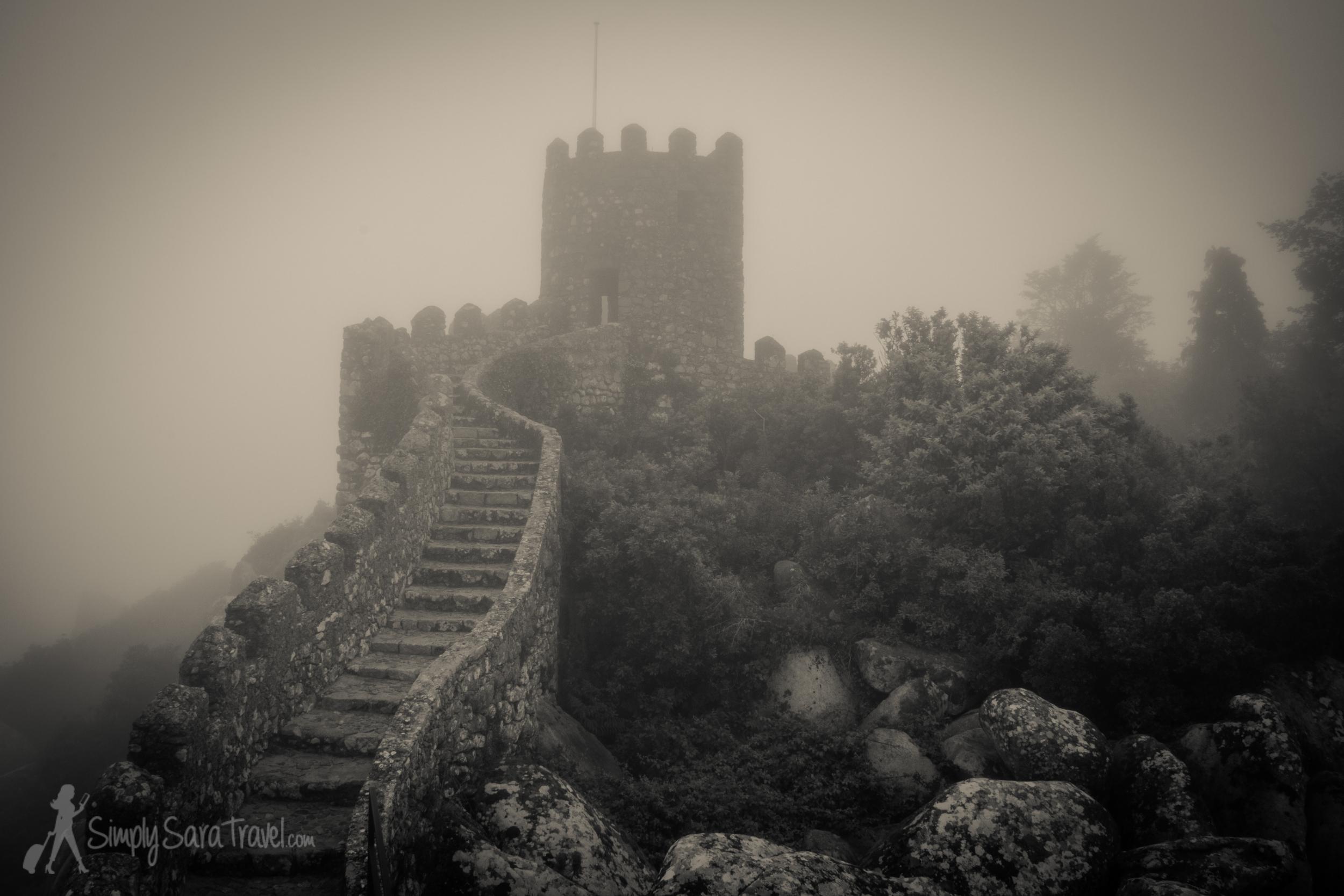 TheMoorish Castle (Castelo dos Mouros)