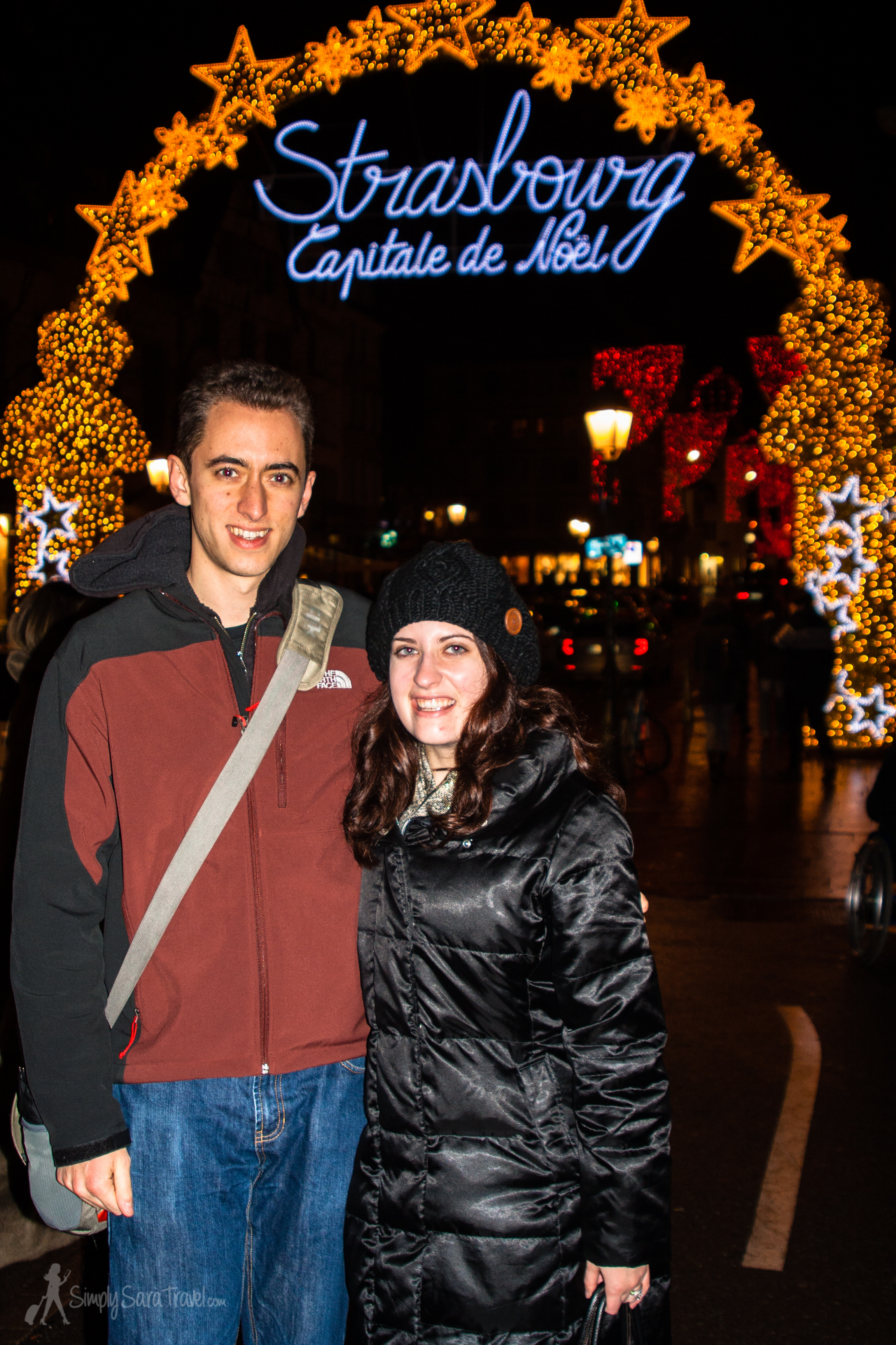 """I've seen A LOT of markets since my first Christmas market experience in Strasbourg. But in my  Ultimate European Christmas Market Round-Up , it still manged to nab the title for """"Most Decked-Out Halls"""" - no one decorates like Strasbourg!"""