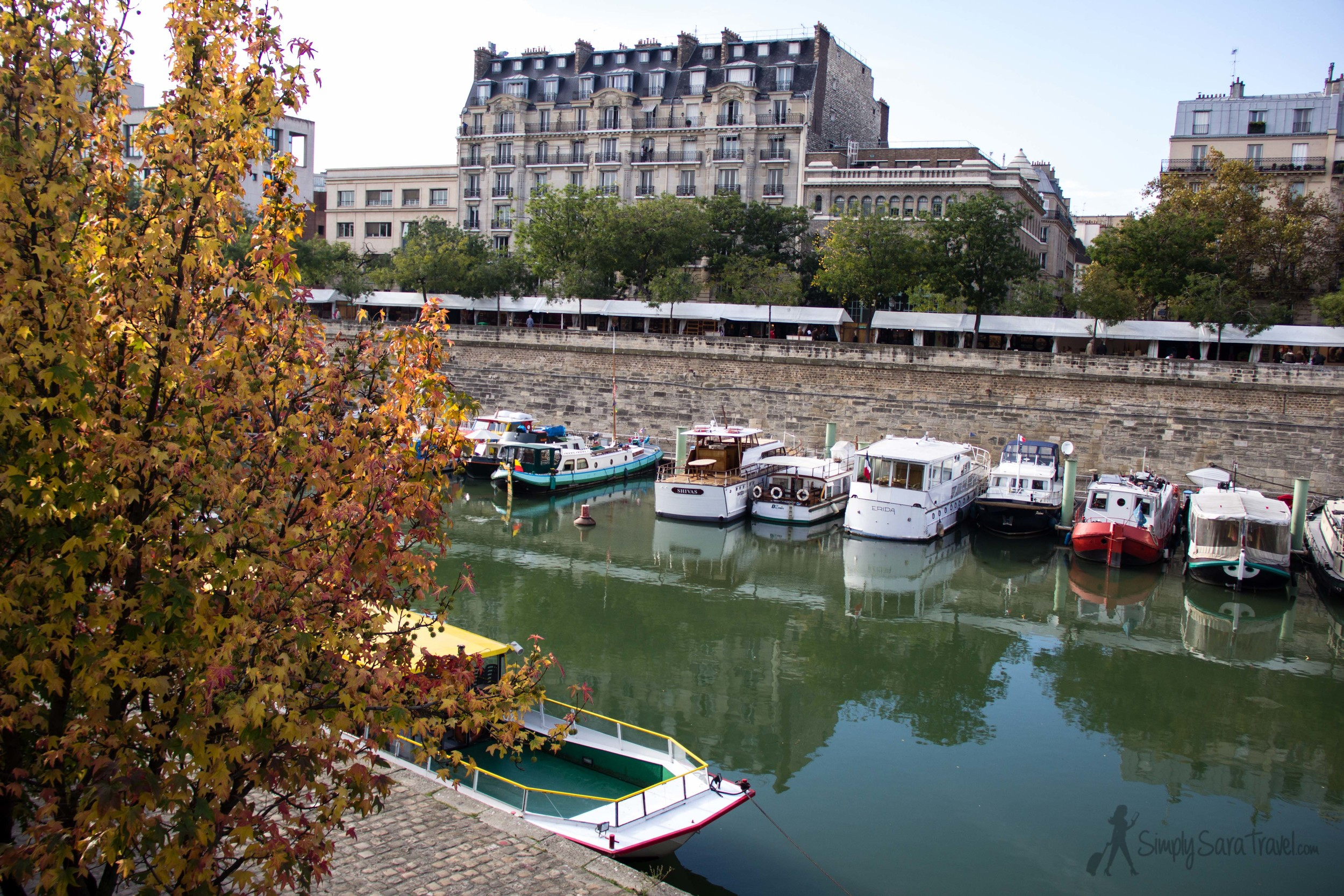 Not to say that autumn is all bad in Paris!