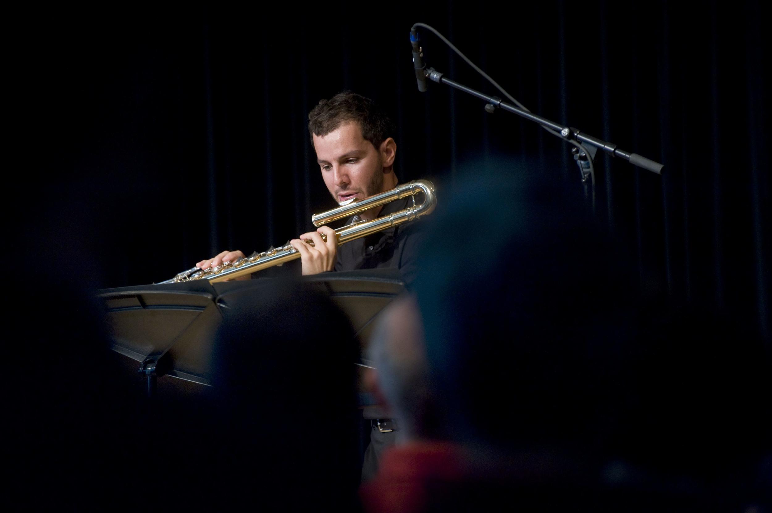 En récital au Festival de Lucerne 2010