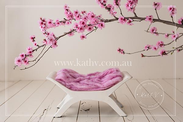 Under the Cherry Blossoms - Bench.jpg